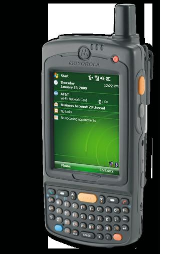 Motorola MC75 Hand Held Computer