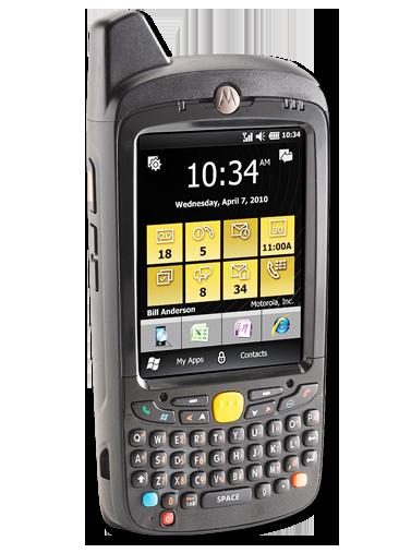 Motorola MC65 Hand Held Computer