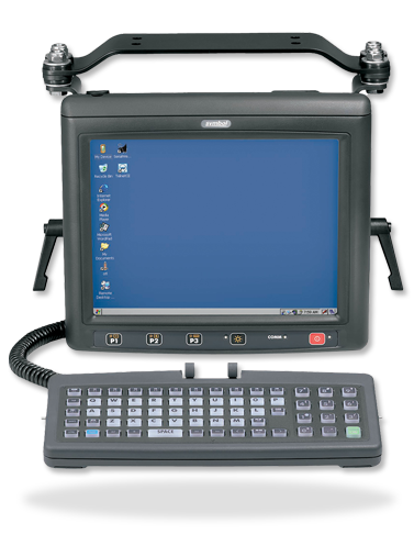 Zebra VC5090 Vehicle Mount Computer